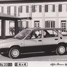Alfa Romeo 33 1.5L 4x4 1985