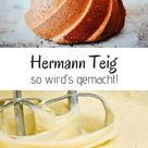 Hermannkuchen der Klassiker - Kochen macht glücklich