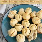 Mini Bananen-Muffins für Babys kleine Hände - MeineStube