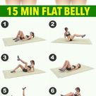 15 Min Flat Belly - Do This Everyday