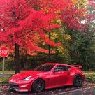 Nissan: So beautiful it needs to be framed #Nissan #370Z @lady.driven.z34…
