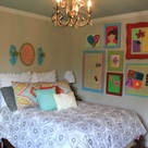 Vintage Girls Rooms