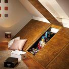 Stauraum in Dachschräge schaffen | Anleitung von HORNBACH