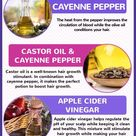Cayenne Pepper For Hair Growth: Benefits, How To Use It And Side Effects #essentialoilsforhairgrowth