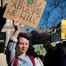 School Strike For Climate Change Editorial Image - Image of crisis, resistance: 139591210