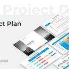Project Plan Presentation PowerPoint template