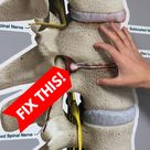 How to Fix a Bulging Disc in Your Lower Back   RELIEF IN SECONDS