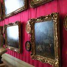 Pink Accent Walls
