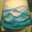Paint Lampshade