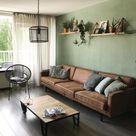 Leren plankdragers kopen?   keuze uit 30 kleuren - v.a. €24,95 per set