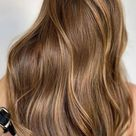 54 Beautiful Ways To Rock Brown Hair This Season : Soft and subtle