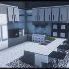 ⚒️ Minecraft : How to Make a Modern Kitchen