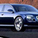 Concept Flashback   2001 Audi Avantissmo is A8 Dreamwagon... Directly Influenced 2015 Bentley Falcon SUV