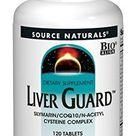 Source Naturals Liver Guard - 120 Count (Pack of 1)