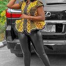 Stylish Ankara Tops for Your Skirt and Trousers - Stylish Naija