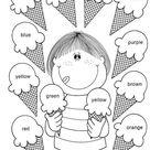 Los Colores En Inglés   English Lessons For Kids, English