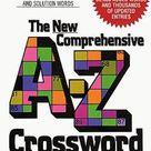 New Comprehensive A-Z Crossword Dictionary - Paperback