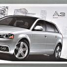 2009 Audi A3 Sportback