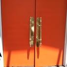 Orange Front Doors