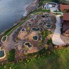 Soak Riverside at Iron Mountain Hot Springs