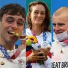 How many medals Team GB have won at the Tokyo 2020 Olympics so far - and full medal table