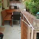 Rundgang: FeWo Cashy, Hundepool, Bernau am Chiemsee