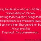 Preemie Mom