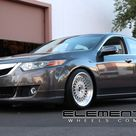 Acura TSX With Avant Garde M220 Wheels   Element Wheels   Chandler,AZ ,US   2556