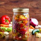 Sweet Refrigerator Pickles