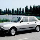 Alfa Romeo Alfa 6   Évolutions et caractéristiques
