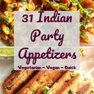 Indian Party Appetizers