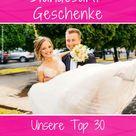 Top 30 Ideen für das perfekte Geschenk zur standesamtlichen Hochzeit