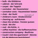 German and English | B1