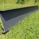 Durapost Z-BOARD Anthracite Grey 150mm x 1830mm