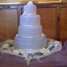 Lilac Wedding Cakes