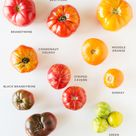 Heirloom Tomato Seeds