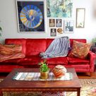 39+ Want to Know More About Red Couch Living Room