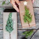 Geschenke schön verpacken mit Kraftpapier - MrsBerry Kreativ-Studio