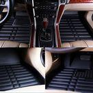 For TOYOTA RAV4 2009 2018 Car mats MATS All Weather Waterproof pads Auto Mat
