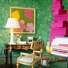 Pink Home Offices
