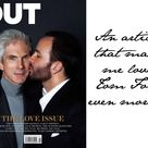 OUT   Tom Ford and husband Richard Buckley