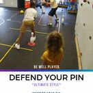 Defend Your Pin - PE & Gym Game