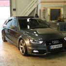 Audi Daytona Grey Touch Up Paint