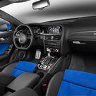 Audi RS4 Avant Nogaro Selection 2014 Interior