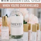 HOW TO START USING ESSENTIAL OILS WHEN YOU'RE OVERWHELMED