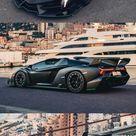 Ultra Rare Lamborghini Veneno Roadster Is A Fighter Jet For The Road