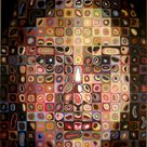 Chuck Close Portraits