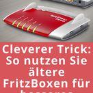 Cleverer Trick: So nutzen Sie ältere FritzBoxen für besseres WLAN