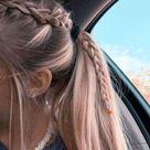 Le shag hair