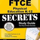 FTCE Physical Education K-12 Secrets Study Guide: FTCE Test Review for the Florida Teacher Certification Examinations - Default